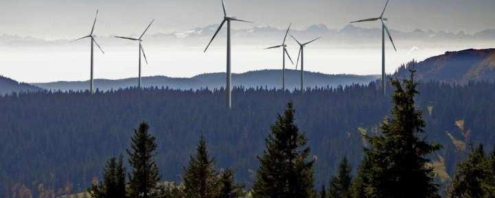 Stammtisch: Windenergienutzung in der Umgebung