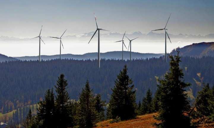 Windkraft schwarzwald