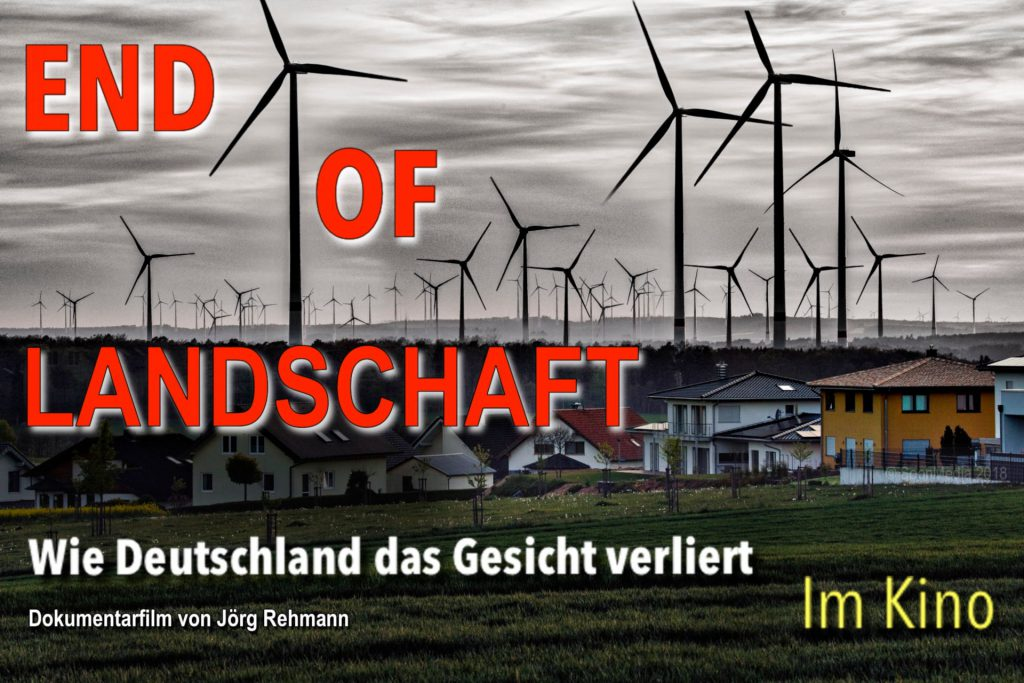 Plakat zum Film End Of Landschaft