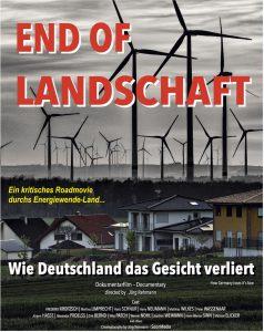 Plakat zum Film End Of Landschaft